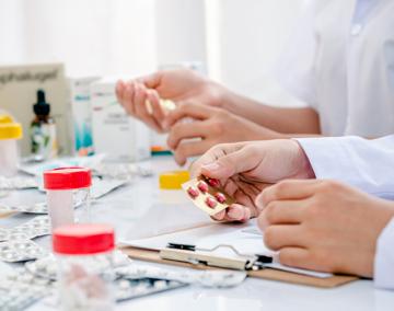 Фармакологическая коррекция диспептического синдрома в комплексной терапии гастритов