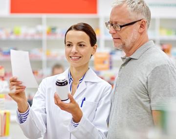 Фармацевтическая опека для профилактики и лечения острых респираторных инфекций